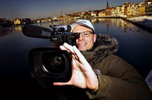 Zune Holm, Filmproducent og indehaver af Bellamondo Films