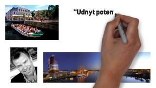 Kort animationsfilm med Turismekonferencens program præsenteret kort og fængende. Filmen er produceret for Midtjysk Turisme