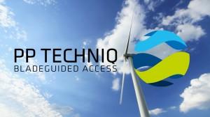 Profilfilm om PP Techniq og deres særlige platforme til vindmøller, som forenkler vedligeholdelsen af de store vindmøllevinger