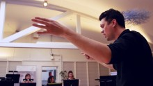 Webfilm og teaser om Operaen Brødre produceret af Bellamondo Films