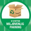Bellamondo.dk går ind for miljøvenlig pakning