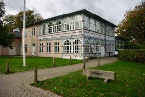 Stedet hvor mobilfilm-workshoppen afholdes i Silkeborg