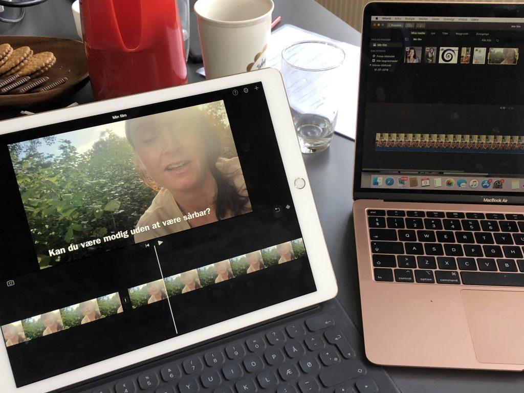 Mobilfil-workshop hvor du også lærer at redigere dine optagelser på mobiltelefon eller iPad